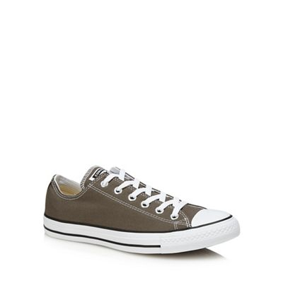Converse - Dark grey 'Chuck Taylor All Star' trainers