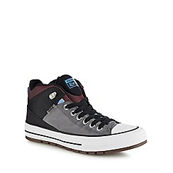 Converse - Grey 'Chuck Taylor All Star' high top trainers