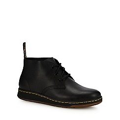 Dr Martens - Black leather 'Colton' chukka boots