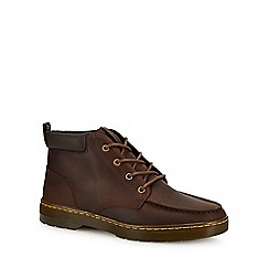 Dr Martens - Brown 'Wilmot' chukka boots