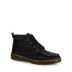 Dr Martens - Black 'Wilmot' chukka boots