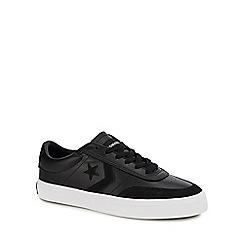 Converse - Black 'Courtlandt' trainers