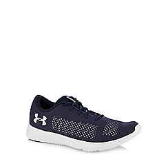 Under Armour - Navy blue 'UA Rapid' trainers