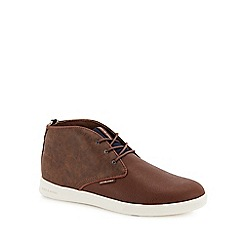 Jack   Jones - Brown  Alain  chukka boots 225ce4c2ee