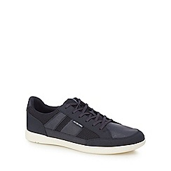 Jack & Jones - Navy 'Byson' trainers