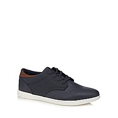 Jack & Jones - Navy 'Jamie' trainers
