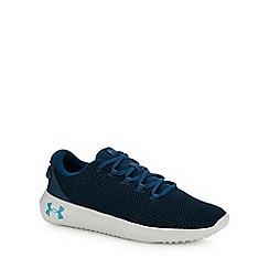Under Armour - Blue 'UA Ripple' trainers