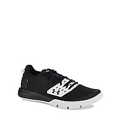 Under Armour - Black 'UA Charged Ultimate 3.0' training shoes