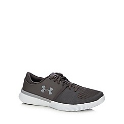 Under Armour - Pale grey 'UA Zone 3 NM' trainers