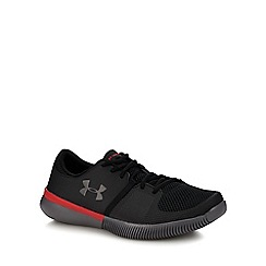 Under Armour - Black 'UA Zone 3 NM' trainers