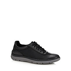 Clarks - Black 'Tunsil Ridge' trainers