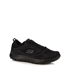 Skechers - Navy 'Summits' trainers