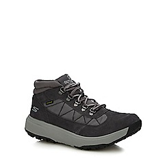 Skechers - Grey 'on-the -go outdoor ultra' waterproof hiking boots