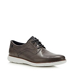 Rockport - Grey 'Garett' Derby Shoes