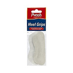 Punch Shoe Care - Pack of two suede padded heel grips
