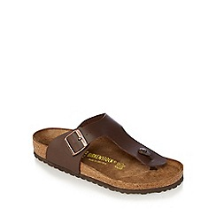 Birkenstock - Brown 'Ramses' sandals
