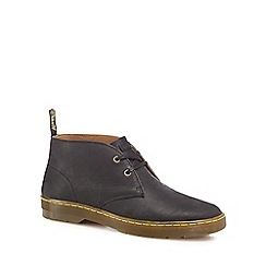 Dr Martens - Black leather 'Cabrillo' Desert boots