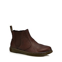 Dr Martens - Dark brown 'Lyme' Chelsea boots