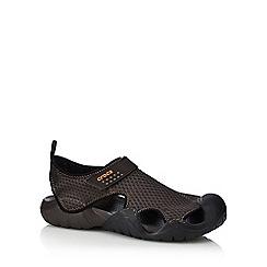 Crocs - Brown sandals