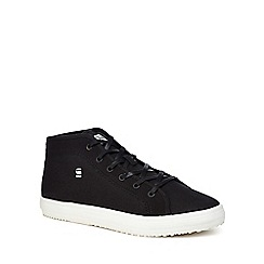 G-Star - Navy 'Netrol' trainers