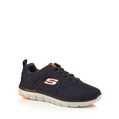 6e7167f0cc93 Skechers - Navy  Flex Advantage 2.0  trainers
