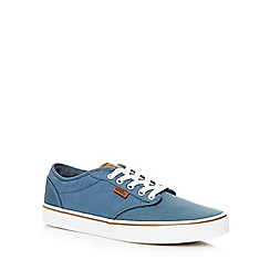 Vans - Blue 'Atwood' trainers
