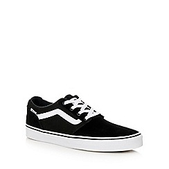 Vans - Black 'Chapman' lace up trainers