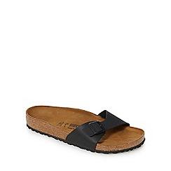 Birkenstock - Black 'Madrid' sandals