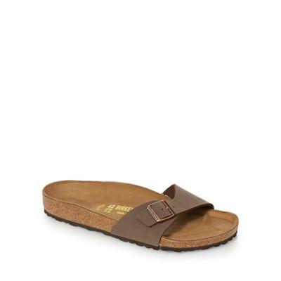 Online ExclusiveBirkenstock - Brown 'Madrid' sandals