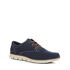 Timberland - Navy 'Brandstreet' lace up shoes