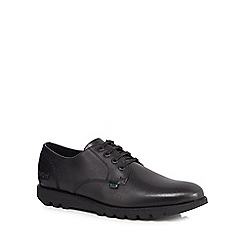 Kickers - Black 'Kibson' lace up shoes