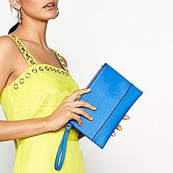 Star by Julien Macdonald - Blue clutch bag