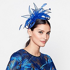 Star by Julien Macdonald - Blue organza diamante headband