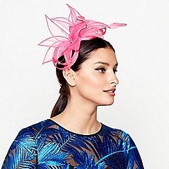 Star by Julien Macdonald - Pink organza diamante headband
