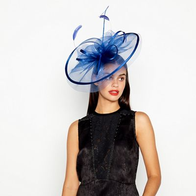 f3c88947453 Star by Julien Macdonald Blue Statement Fascinator