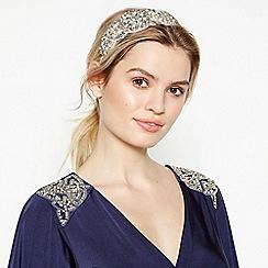No. 1 Jenny Packham - Ivory Embellished 'Marquise' Headband
