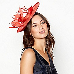 orange - J by Jasper Conran - Occasion hats   fascinators - Women ... 8592a0b6cc0