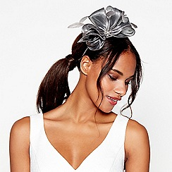 grey - Winter wedding - Occasion hats   fascinators - Women  609eb2ee48f
