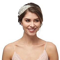 No. 1 Jenny Packham - Ivory embellished headband