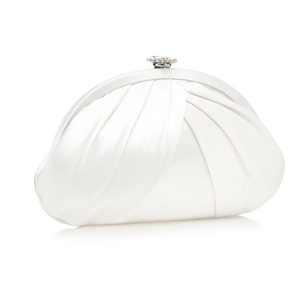 clutch Ivory gathered gathered Ivory Ivory clutch Debut Debut bag gathered clutch Debut bag UqFPwE