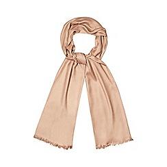 Debut - Taupe pashmina scarf