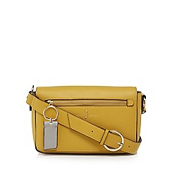 J by Jasper Conran - Yellow cross body bag