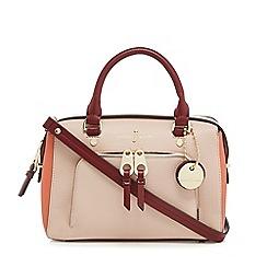 J by Jasper Conran - Pink colour block grab bag