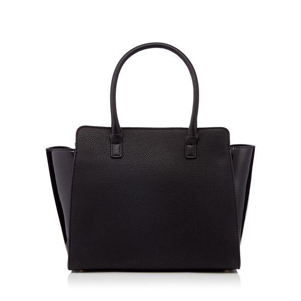 metal bag J corner Black by Jasper Conran grab In8qCqUpwx