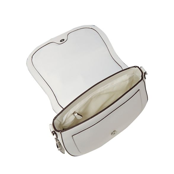 saddle Jasper detail front White J bag by Conran zip zwxR0qT0