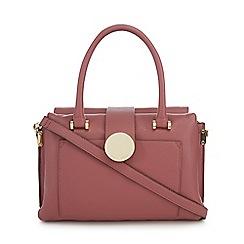 J by Jasper Conran - Pink 'Muswell' small grab bag