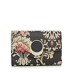 Star by Julien Macdonald - Multi-coloured floral embroidered cross body bag