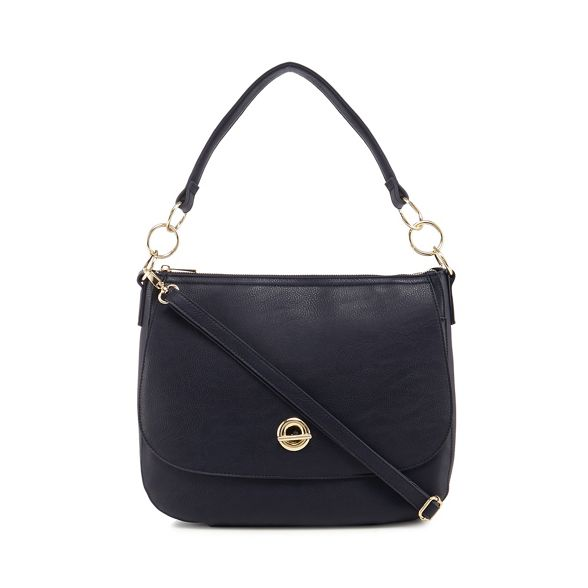 bag Collection shoulder Navy circle The OYHwT1TIq