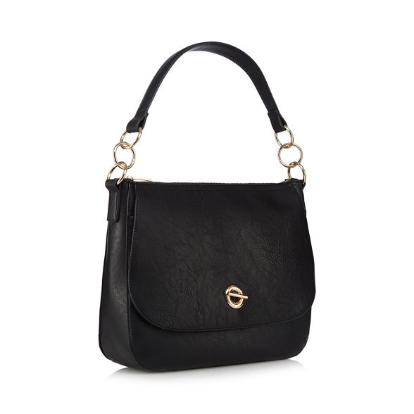 circle The bag Collection shoulder Black qZZF4fE