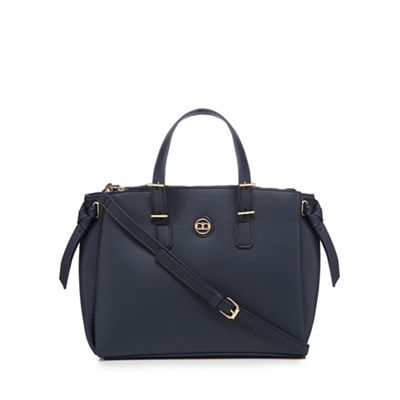 The Collection   Navy Tote Bag by The Collection
